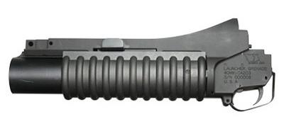 King Arms. Гранатомет подствольный M203 Short