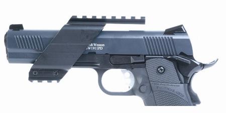 Кронштейн на пистолет RIS (металл)