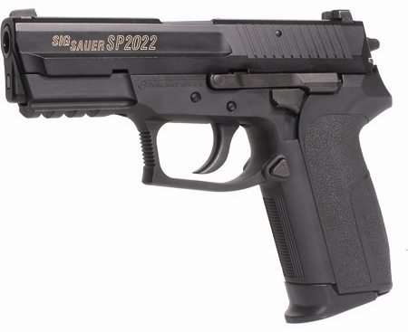 Cybergun Sig&Sauer SP2022 full metall