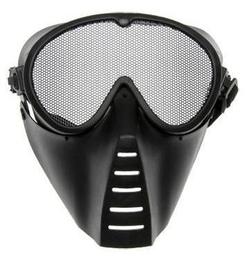 Защитная маска LIU (черная)