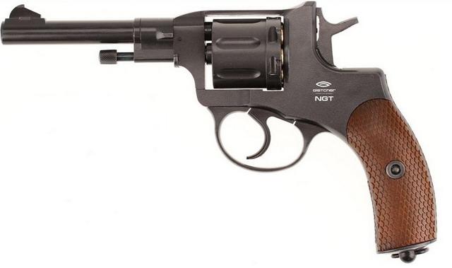 Пистолет пневматический Gletcher NGT