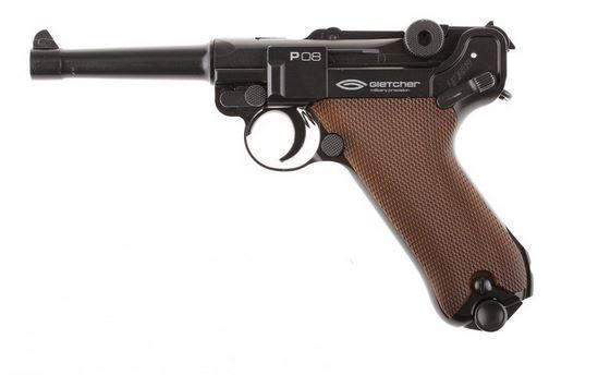 Пистолет пневматический Gletcher P08