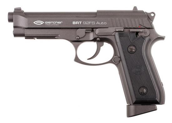 Пневматический пистолет Gletcher BRT 92FS