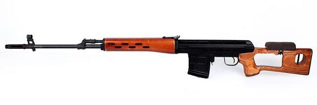 S&T SVD AEG (wood)