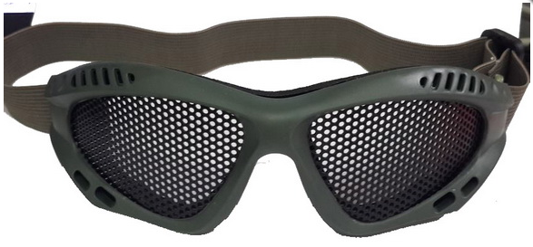 Очки-сетка Green