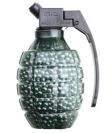 Шары Gletcher 2000 шт (граната)
