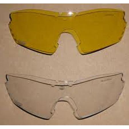 Сменное стекло для очков SWISS ARMS Tactical (солнцезащитные)