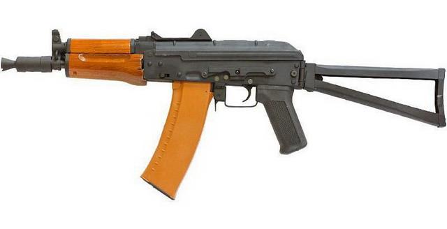 SRC GBB AK-74U