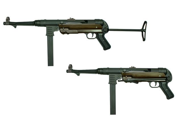 SRC MP-40 genIII