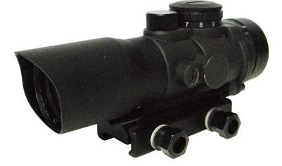 SWISS ARMS. Прицел оптический COMPACT SCOPE 3 X 32