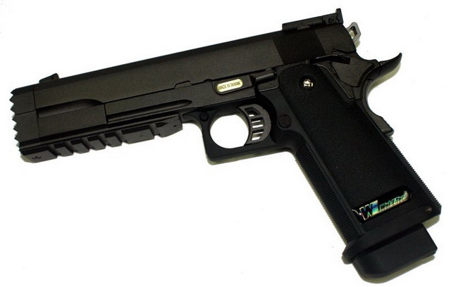 WE Hi-Capa 5.2RB GBB