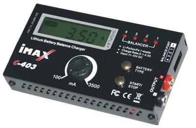 Зарядное устройство IMAX C403