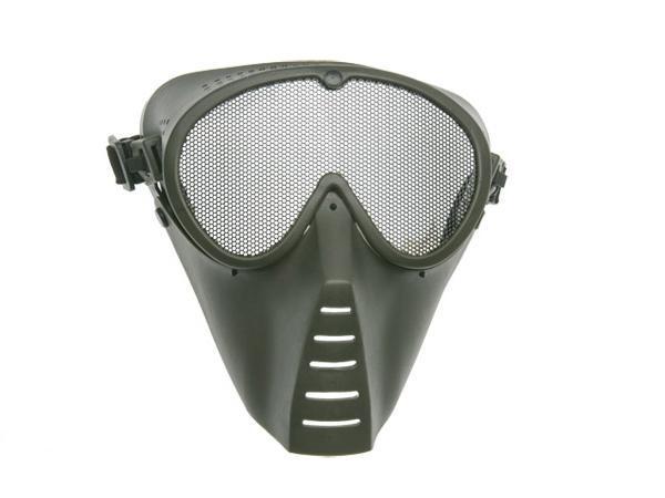 Защитная маска SRC, оливковая
