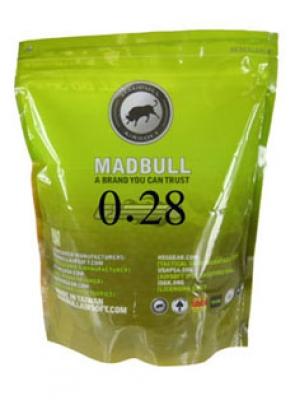 Шары Mad Bull 0,28 (4000 шт)