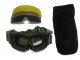 Очки TD-RK6G Green (3 сменные линзы)