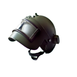 Шлем защитный ЗШС (Алтын), зеленый