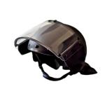 Шлем защитный 3ШС с забралом, черный