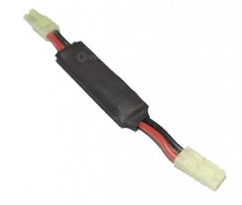 Электронный ключ-защита для 11.1V LiPo батарей